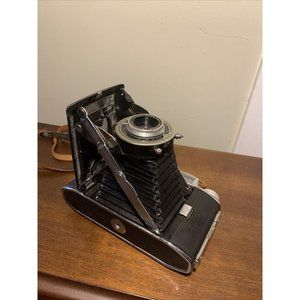 Vintage 1948-51 Kodak Tourist Folding Bellows 620